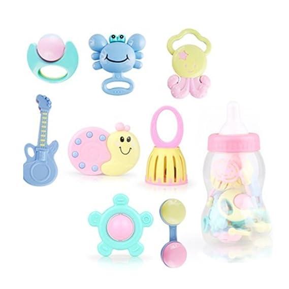 Newin Star Rattle bebé para la dentición del bebé juguetes del BPA ...