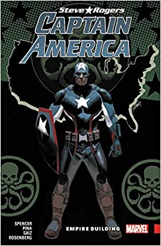 Image result for captain america steve rogers empire building