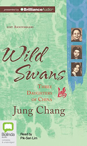 Wild Swans: Three Daughters of China by Bolinda Audio