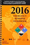 2016 Emergency Response Guidebook (ERG): Spiral