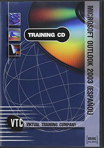 Microsoft Outlook 2003 (Español) VTC Training CD (Spanish Edition)