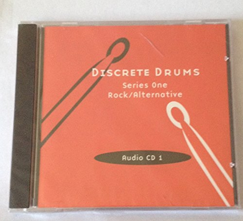 Discrete Drums Series One Rock / Alternative Audio CD 1 90 - Series Drums Discrete