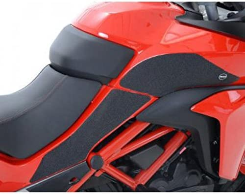 1200 DVT /& 1200S DVT 15-17 4 Piece Kit 1200S GT 1200S R/&G Tank Traction Grips for Ducati Multistrada 1200