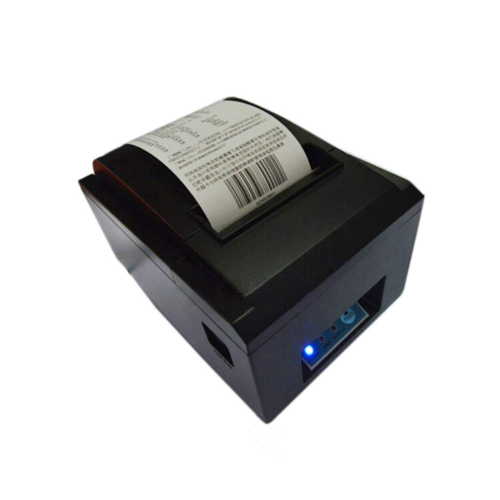 Impresora térmica Interfaz USB Impresora de tickets para el ...