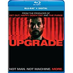 UPGRADE arrives on Digital August 14 and on Blu-ray and DVD August 28 from Universal