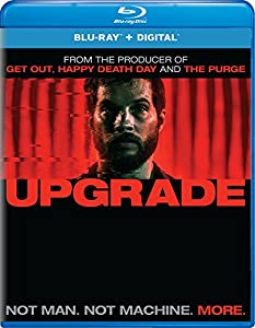 Cover Image for 'Upgrade [Blu-ray + Digital]'