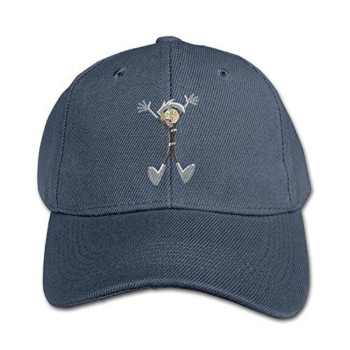 WH&SY Danny Phantom Vector Children Unisex Adjustable Pure 100% Cotton Peaked Cap Fashion Kids Sports Washed Baseball Hunting Cap Snapback Hats Navy
