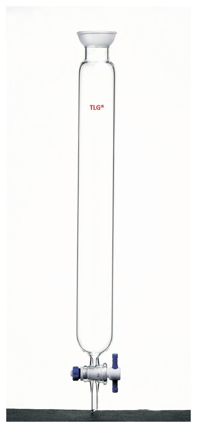 Column OD 26 mm CHEM SCIENCE INC CS-C0195262 Chromatography Column Column ID 20 mm 35//20 Joint Spherical Joints Effective Length 10//254 mm Effective Length 10//254 mm Sati International Inc.