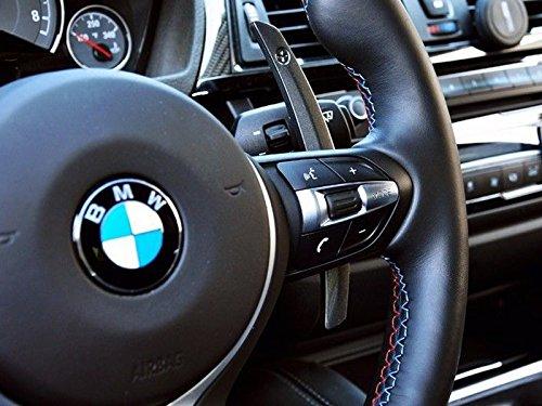 autotecknic competencia cambio palas (acero gris) - varios modelos de BMW M: Amazon.es: Coche y moto