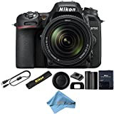 Nikon D7500 20.9 MP DX-format Digital SLR Camera With Built-in WiFi/Bluetooth (Certified Refurbished)(18-140mm)