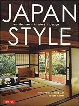 Amazon Japan Style Architecture Interiors Design 9784805312599 Geeta Mehta Kimie Tada Noboru Murata Books