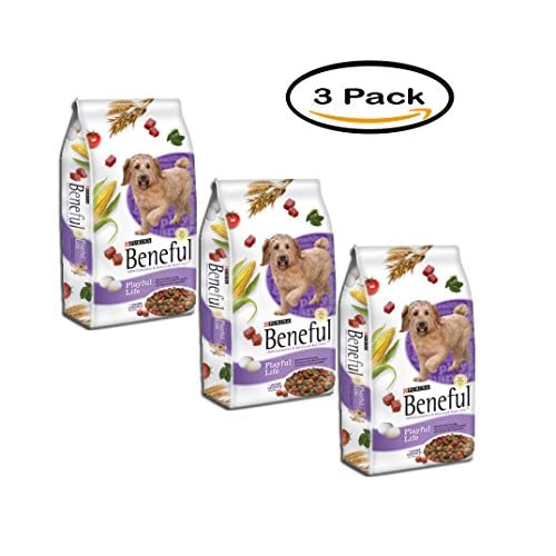 c3658a45cb57c PACK OF 3 - Purina Beneful Playful Life With Real Beef & Egg Dog ...