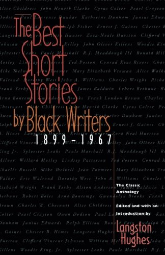 Books : The Best Short Stories by Black Writers, 1899-1967: The Classic Anthology