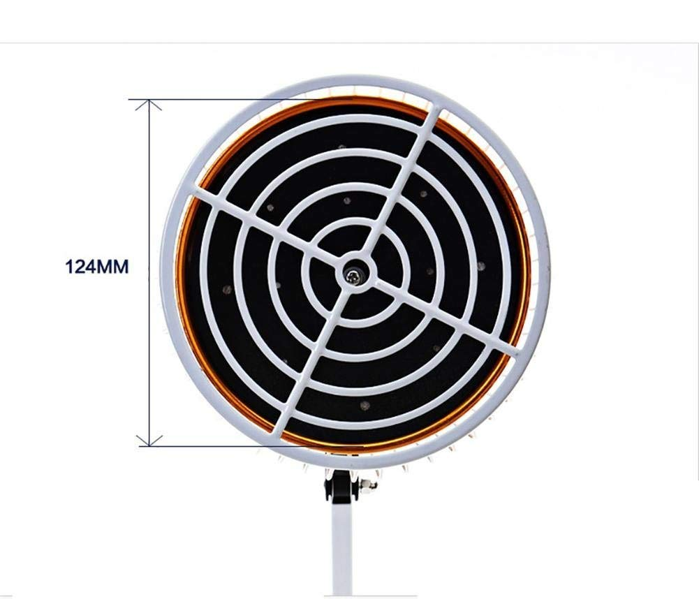 XYYMC Infrared IR Heating Floor Lamp Double Head TDP Mineral Infrared Heat Light for Thermotherapy Muscle Pain Relief by XYYMC (Image #5)