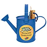 Family Games Little Moppet Kids Gardening Watering Can Kit, Blue