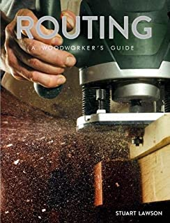 Book Cover: Routing: A Woodworker's Guide