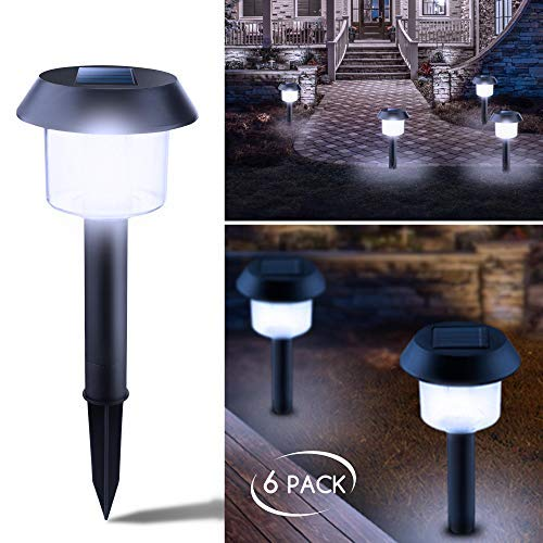 Solar Path Lights With Panel