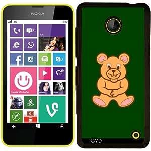 Funda para Nokia Lumia 630 - Oso De Peluche by hera56