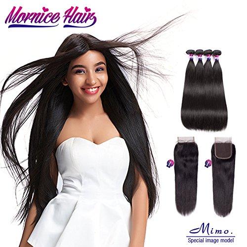 Peruvian Hair Mornice Straight Extensions