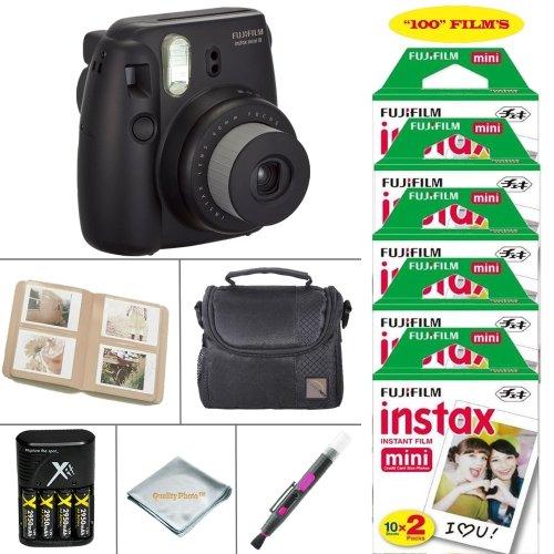 Fujifilm Mini Instant Camera Black