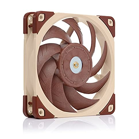 - 51CbbC905JL - Noctua NF-A12x25 PWM, Premium Quiet Fan, 4-Pin (120mm, Brown)