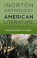 The Norton Anthology of American Literature (Shorter Ninth Edition)  (Vol. 1)