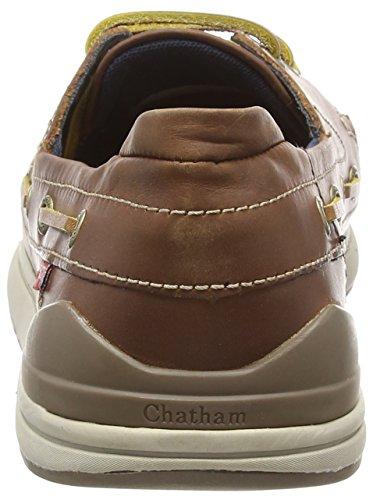 Chatham Herren Beacon Bootsschuhe Brown (Tan 001)