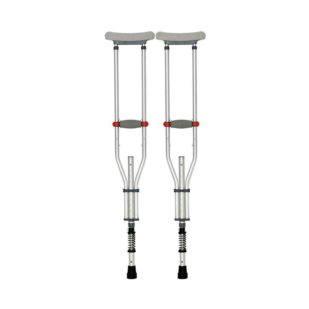 最も優遇の 松葉杖、大人の膝、高さ調整可能なアンチスキッド折りたたみ厚い障害のある松葉杖、軽量ウォーカー (色 アシストウォーキング (色 B07GZPXJRT : : Folding) Folding B07GZPXJRT, fofoca:75f084ed --- a0267596.xsph.ru