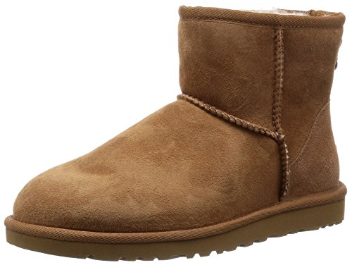 ugg-australia-womens-classic-mini-sheepskin-fashion-boot-chestnut-9-m-us