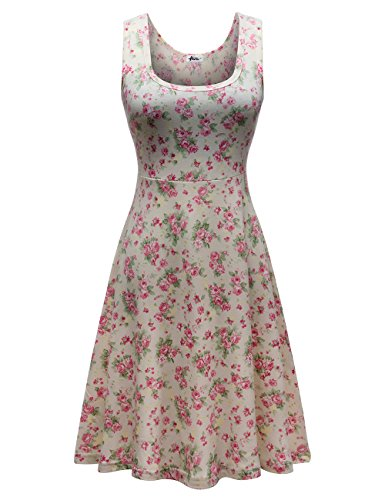 Herou Summer Casual Flared Flower 8 product image