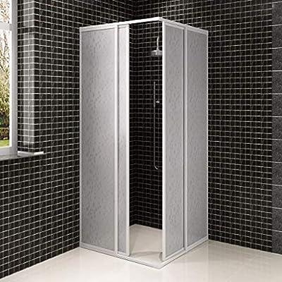 Mampara de Ducha,Puerta de Ducha de Cristal, Mampara de ducha con ...