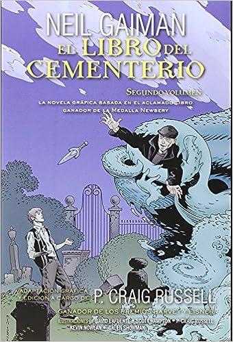 El libro del cementerio. N.G. Vol II Junior - Juvenil roca: Amazon.es: Neil Gaiman, Jorge Rizzo: Libros