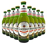 Clausthaler Premium Non-Alcoholic Beer, 12-oz Glass Bottles (12 Pack)