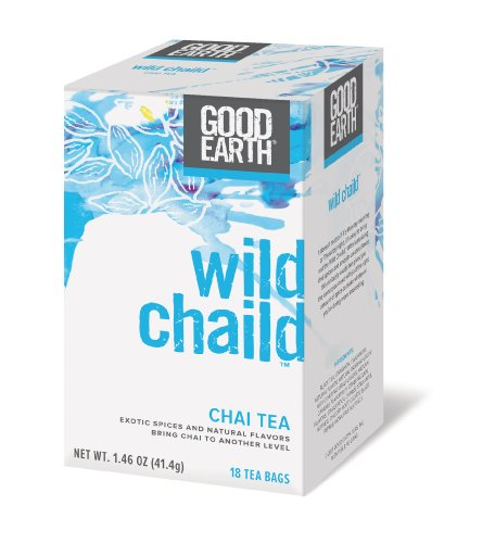 GOOD EARTH TEA,CHAI,ORIG,S1351386, 18 BAG by Good Earth