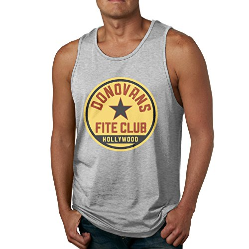 LCNANA Ray Donovan Fite Club Vest Ash S
