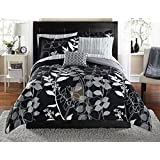 Mainstays Orkasi Bed in a Bag Coordinated Bedding Set - KING