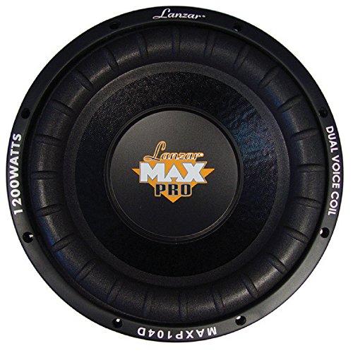 NEW Lanzar MAXP104D 10