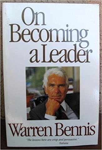 Leader a warren bennis pdf on by becoming