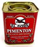 smoked hot paprika - El Avion Smoked Hot Paprika - Pimenton Picante Ahumado
