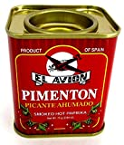 hot paella - El Avion Smoked Hot Paprika - Pimenton Picante Ahumado