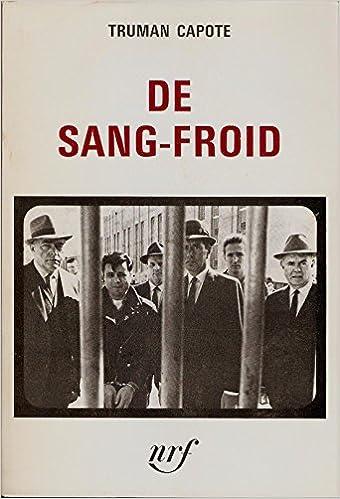 Amazon.fr - Truman Capote - De sang-froid - traduit par Raymond ...
