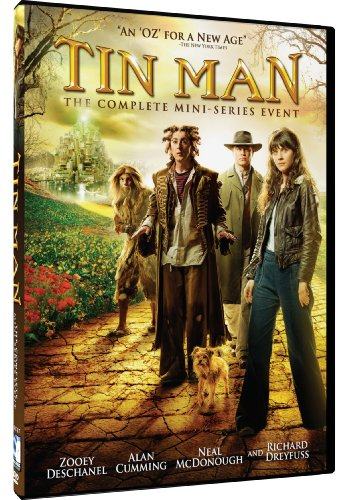 Tin Man: The Complete Mini-Series Event ()