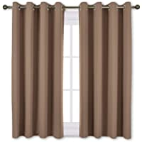 "NICETOWN 52"" Grommet Blackout Curtains (2 Panels)"