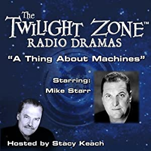 A Thing about Machines Radio/TV Program