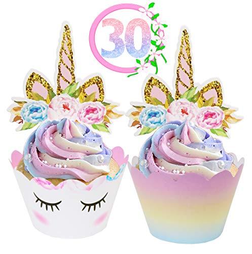 ecoZen Lifestyle Unicorn Cupcake