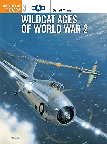 Wildcat Aces of World War 2 (Aircraft of the Aces) for sale  Delivered anywhere in USA