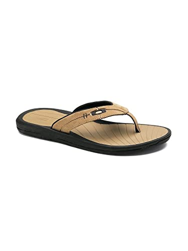 807cde6bf5871 Oakley Dune Leather Sandals Tan
