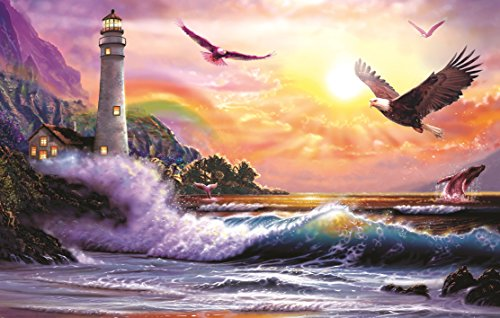 Peaceful Seascape 30 Piece Jigsaw Puzzle by SunsOut