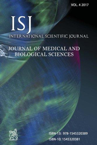 Journal of Medical and Biological Sciences - Volume 4 PDF