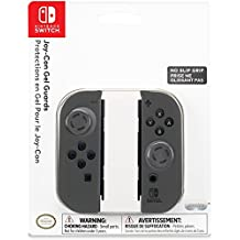 Nintendo Switch Comfort Grip Joy Con Grey Gel Guards by PDP